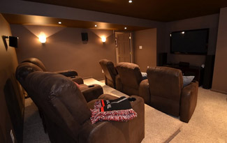 Home Electronics:  Sound Systems / Home Theater / Security System / Communications